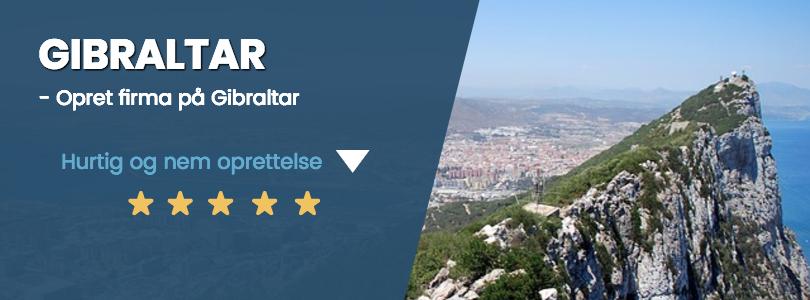 Gibraltar firma til stærk pris
