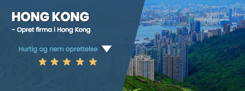 Hong Kong Ltd firma til bedste pris