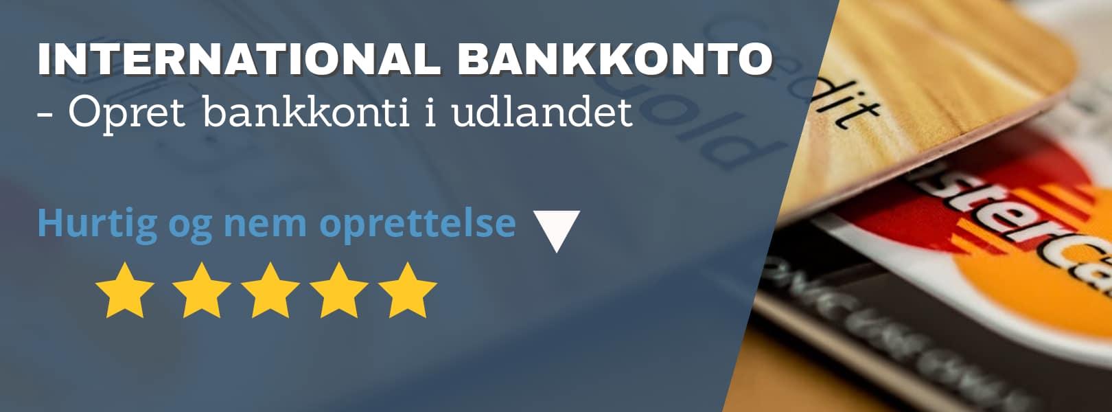 international bankkonto