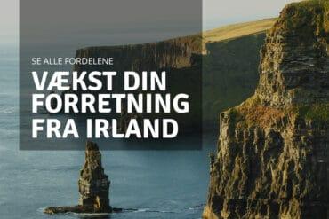 Vækst din forretning fra Irland