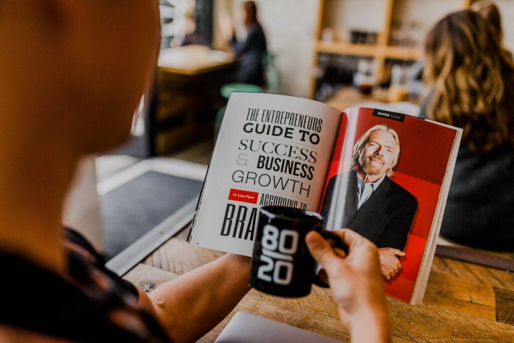 derer masser af succeshistorier hos iværksættere