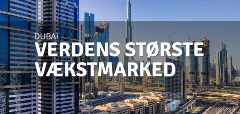 Dubai international vækst