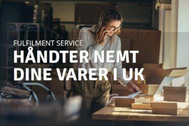 Fulfilment service i England